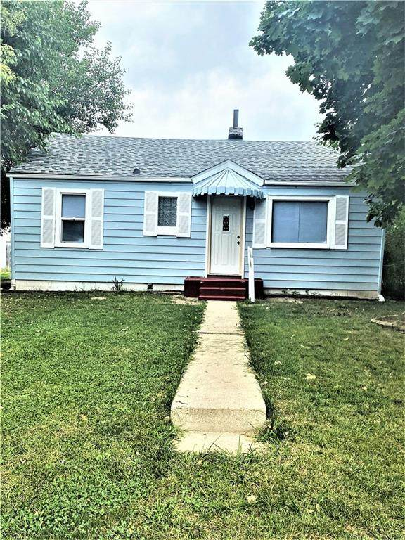 2815 Denison Street, Indianapolis, IN 46241 (MLS #21736229) :: The ORR Home Selling Team