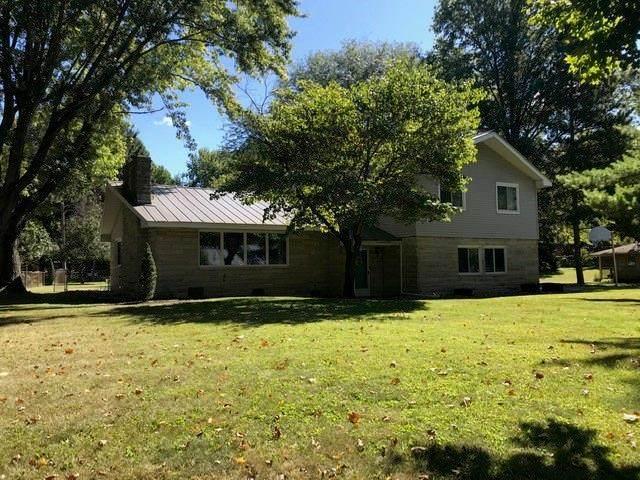 2316 Lake Drive, Anderson, IN 46012 (MLS #21739041) :: Richwine Elite Group