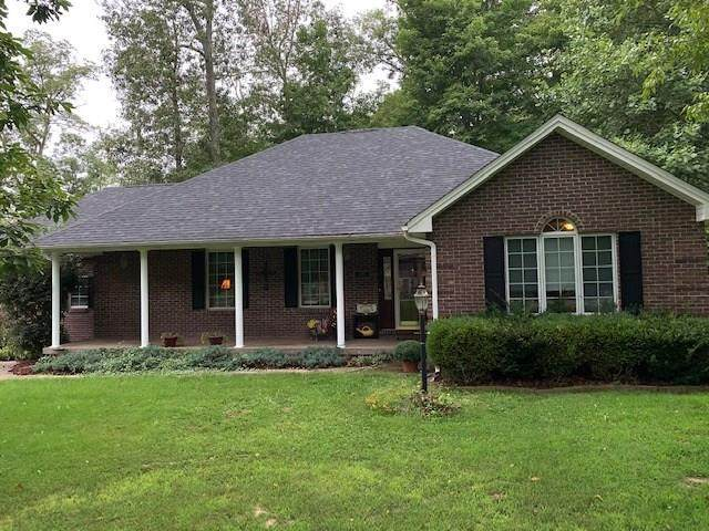 395 Persimmon Drive, North Vernon, IN 47265 (MLS #21743677) :: AR/haus Group Realty