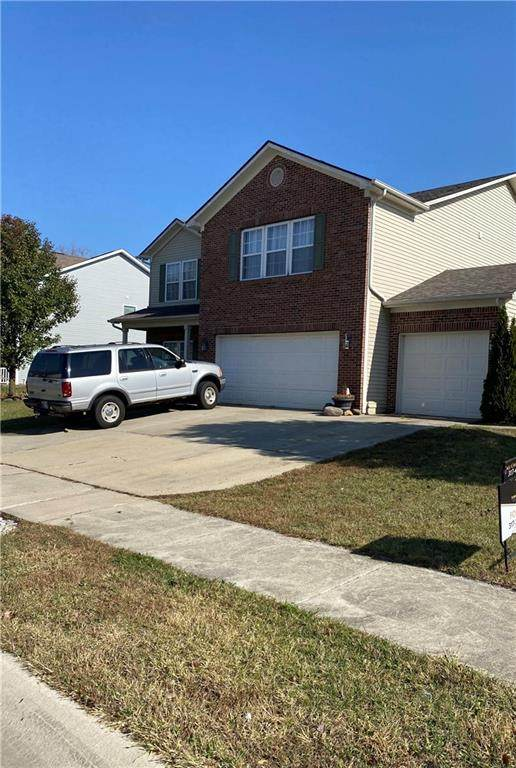 609 Sonoma Lane, Greenfield, IN 46140 (MLS #21743749) :: Heard Real Estate Team   eXp Realty, LLC