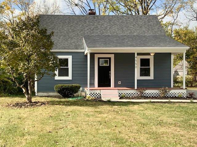 4550 Ralston Avenue, Indianapolis, IN 46205 (MLS #21744282) :: The ORR Home Selling Team