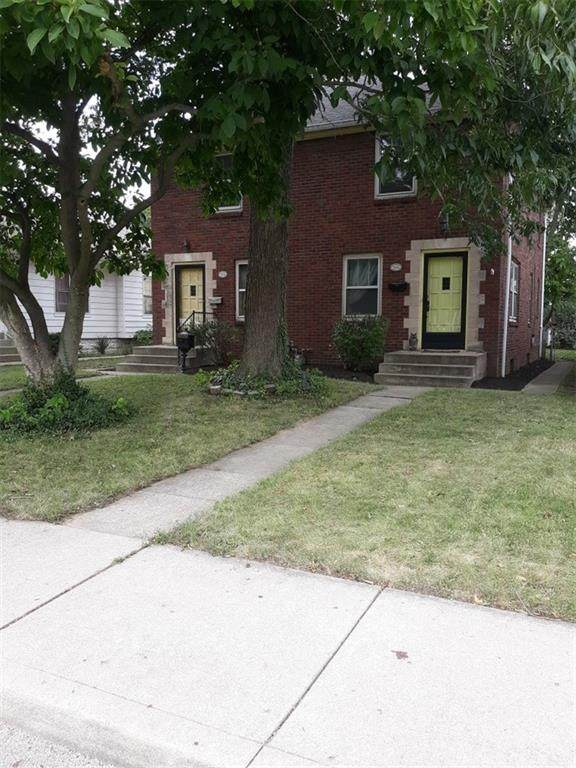 5066/5068 W 15th Street, Speedway, IN 46224 (MLS #21744922) :: Mike Price Realty Team - RE/MAX Centerstone