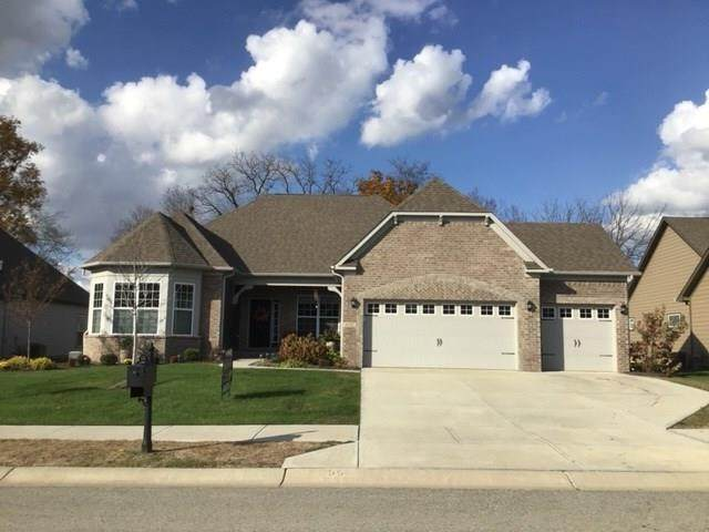 4182 Backstretch Lane, Bargersville, IN 46106 (MLS #21745299) :: The Indy Property Source