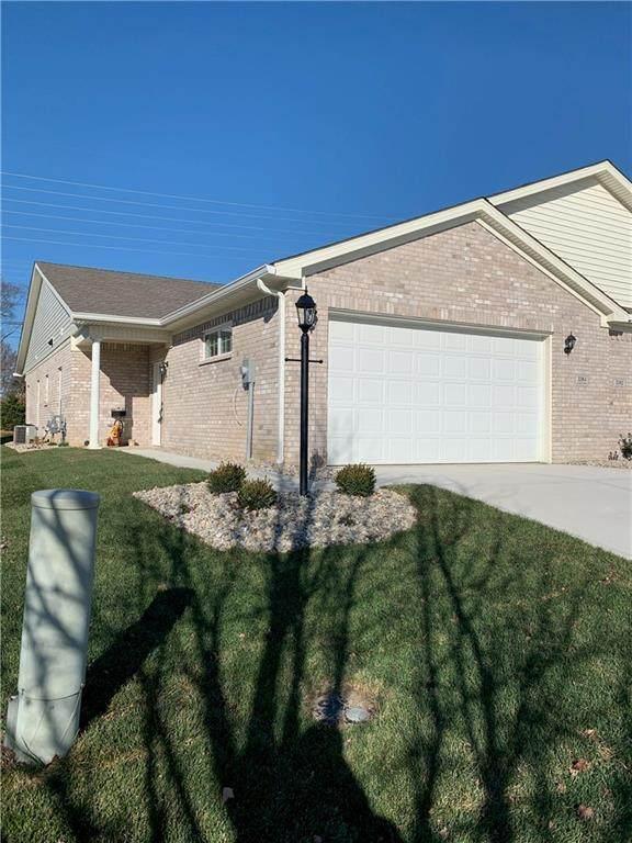 3384 John's Way, Greenwood, IN 46143 (MLS #21746071) :: Anthony Robinson & AMR Real Estate Group LLC