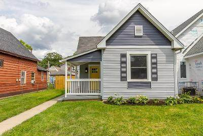 903 Dawson Street, Indianapolis, IN 46203 (MLS #21746760) :: Richwine Elite Group