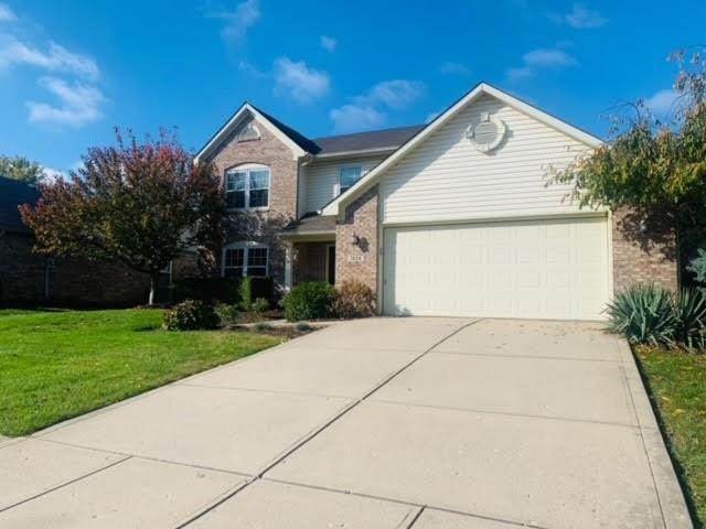 7826 Almond Drive, Indianapolis, IN 46237 (MLS #21748945) :: The ORR Home Selling Team