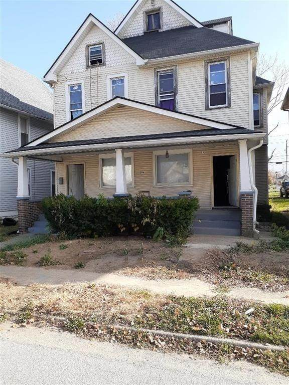 2345 N Kenwood Avenue N, Indianapolis, IN 46208 (MLS #21751502) :: The Indy Property Source