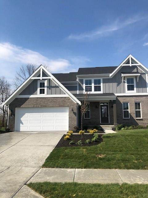1084 Pond View Drive, Greenfield, IN 46140 (MLS #21755021) :: Heard Real Estate Team | eXp Realty, LLC
