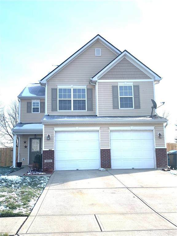 5933 Prairie Meadow Drive, Indianapolis, IN 46221 (MLS #21757850) :: Corbett & Company