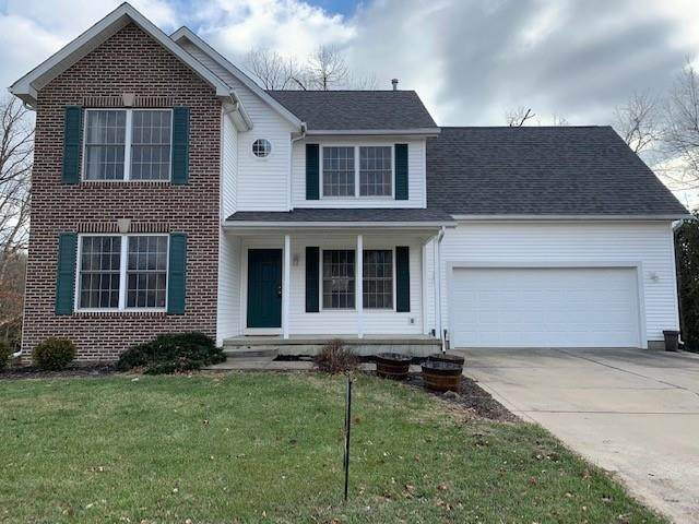 4538 N Shadow Wood Drive, Bloomington, IN 47404 (MLS #21758411) :: Mike Price Realty Team - RE/MAX Centerstone