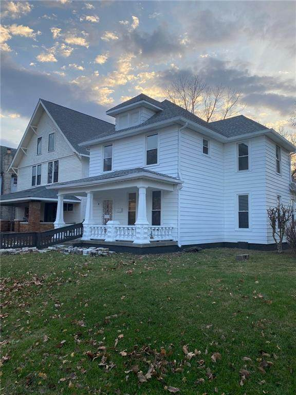 2832 N Capitol, Indianapolis, IN 46208 (MLS #21759031) :: Mike Price Realty Team - RE/MAX Centerstone