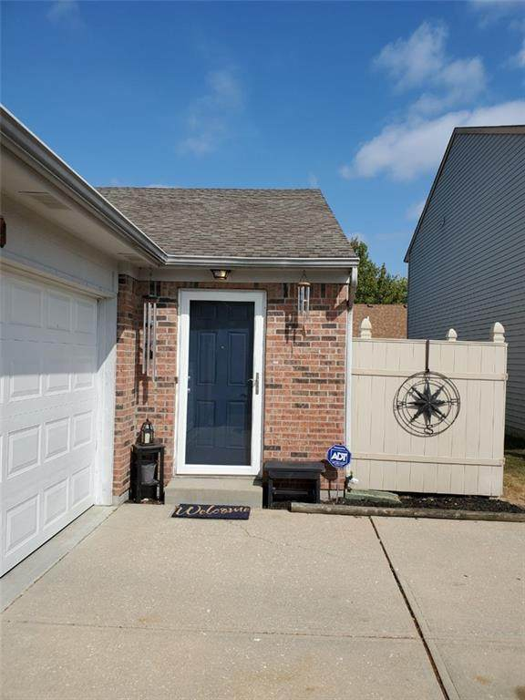1242 Country Creek Court, Indianapolis, IN 46234 (MLS #21759634) :: Mike Price Realty Team - RE/MAX Centerstone