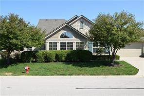 17007 Huntley Place #18, Westfield, IN 46074 (MLS #21762917) :: The Indy Property Source