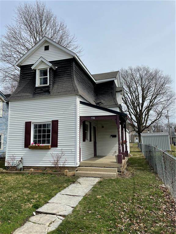538 N Sexton Street, Rushville, IN 46173 (MLS #21762943) :: Mike Price Realty Team - RE/MAX Centerstone