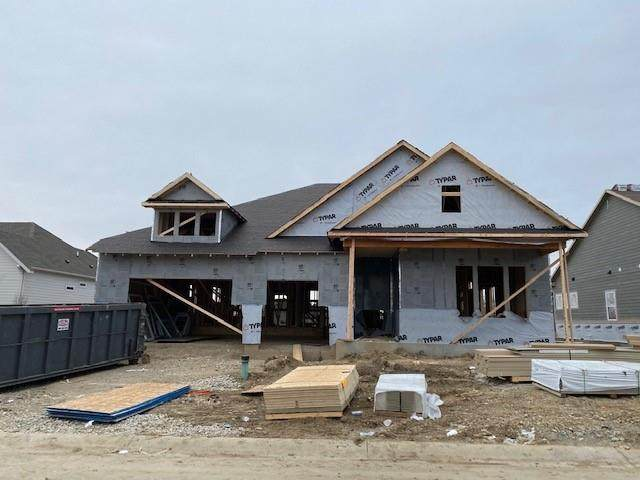 13667 Soundview Place, Carmel, IN 46032 (MLS #21763538) :: Richwine Elite Group