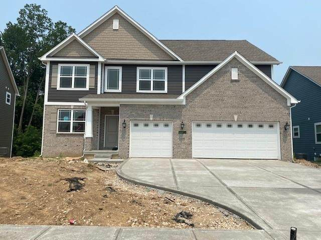 4946 Harris Place, Greenwood, IN 46142 (MLS #21763766) :: Mike Price Realty Team - RE/MAX Centerstone