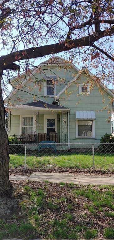 230 N Holmes Avenue, Indianapolis, IN 46222 (MLS #21765324) :: The Indy Property Source