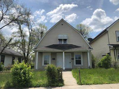 753 W Roache Street, Indianapolis, IN 46208 (MLS #21766123) :: The Evelo Team
