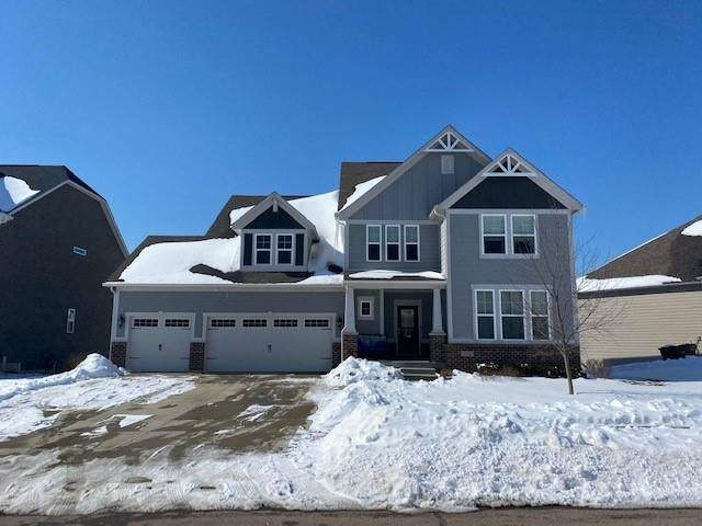 3184 Red Fox Trail, Columbus, IN 47201 (MLS #21767857) :: Dean Wagner Realtors