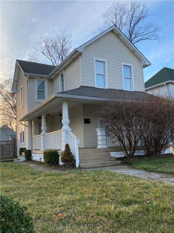 1102 N Olney Street, Indianapolis, IN 46201 (MLS #21771243) :: The Indy Property Source