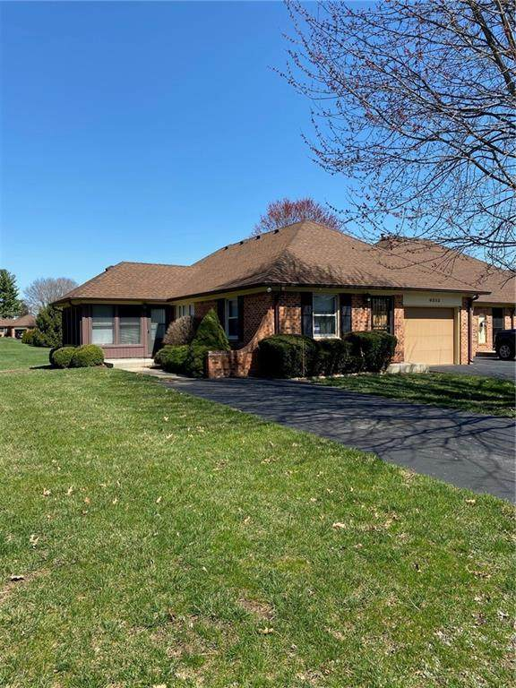 6232 Apache Drive, Indianapolis, IN 46254 (MLS #21774888) :: Dean Wagner Realtors
