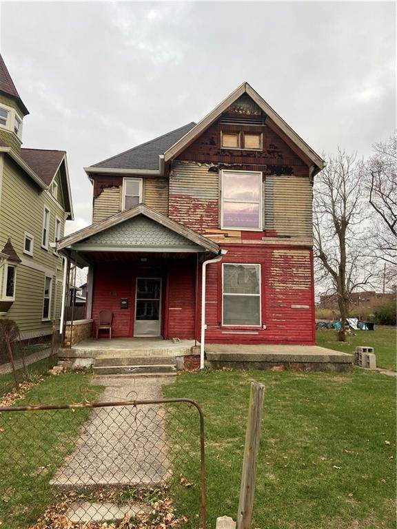 2121 Broadway Street, Indianapolis, IN 46202 (MLS #21775539) :: The Indy Property Source