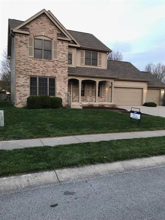 10791 Putnam Place, Carmel, IN 46032 (MLS #21776080) :: The Indy Property Source