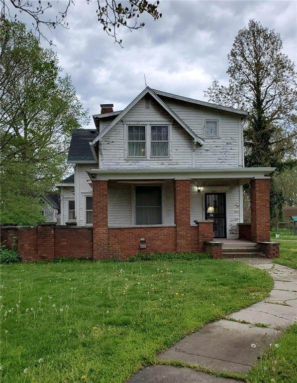 5239 S High School Road, Indianapolis, IN 46221 (MLS #21782441) :: RE/MAX Legacy