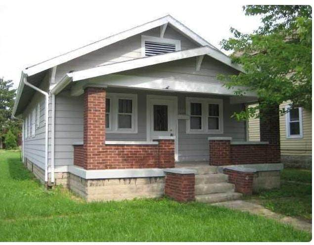 629 Wallace, Indianapolis, IN 46201 (MLS #21783133) :: Heard Real Estate Team | eXp Realty, LLC