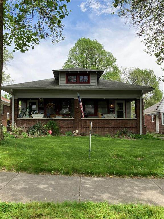 45 Jenny Lane, Indianapolis, IN 46201 (MLS #21786319) :: Mike Price Realty Team - RE/MAX Centerstone
