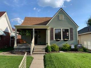 1011 Yoke Street, Indianapolis, IN 46203 (MLS #21786607) :: Mike Price Realty Team - RE/MAX Centerstone