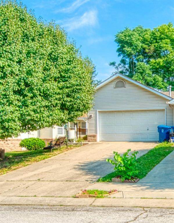 7656 Orchard Village, Indianapolis, IN 46217 (MLS #21797540) :: Richwine Elite Group