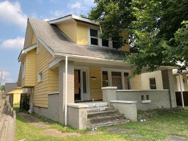 907 N Rural Street, Indianapolis, IN 46201 (MLS #21801331) :: David Brenton's Team