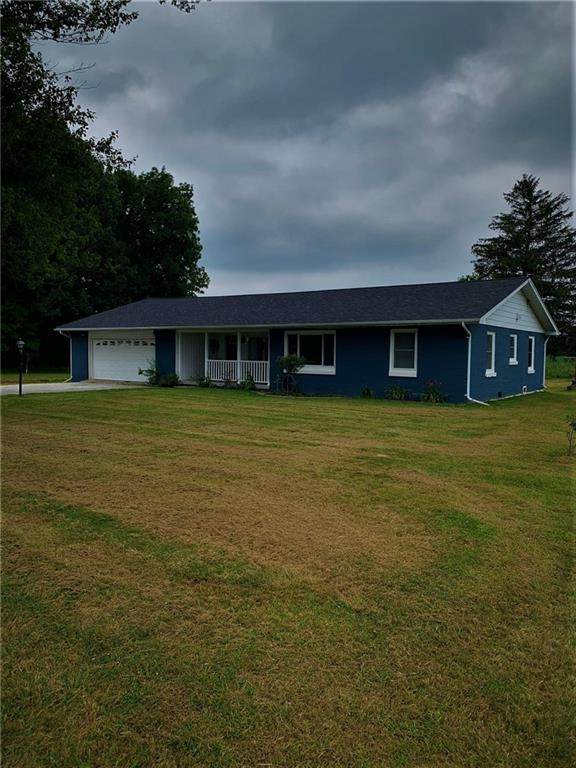 2075 N County Road 500 E, Butlerville, IN 47223 (MLS #21801788) :: Pennington Realty Team