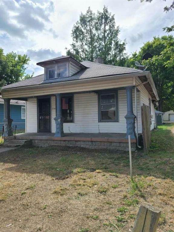 238 S Temple Avenue, Indianapolis, IN 46201 (MLS #21802955) :: Ferris Property Group