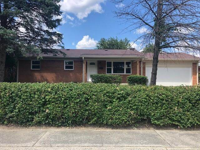2236 Radcliffe Avenue, Indianapolis, IN 46227 (MLS #21803096) :: Mike Price Realty Team - RE/MAX Centerstone