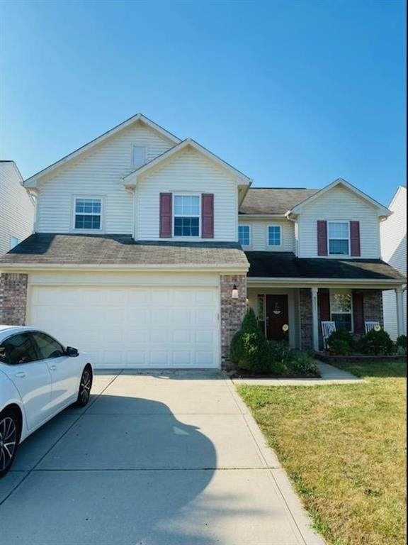 8051 Little River Lane, Indianapolis, IN 46239 (MLS #21808533) :: Richwine Elite Group