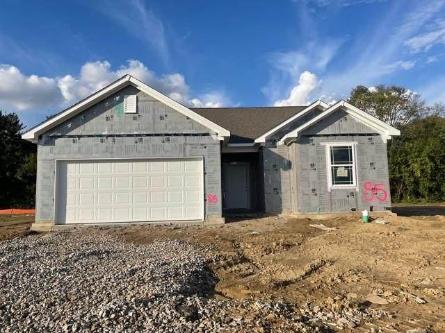 1248 Bontrager Lane, Shelbyville, IN 46176 (MLS #21812567) :: Heard Real Estate Team | eXp Realty, LLC