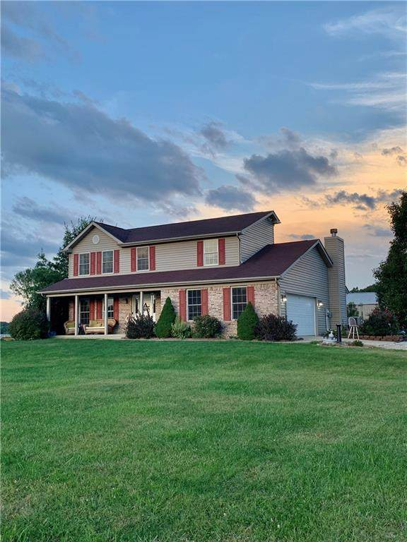 9033 W Koger Lane, Martinsville, IN 46151 (MLS #21813437) :: JM Realty Associates, Inc.
