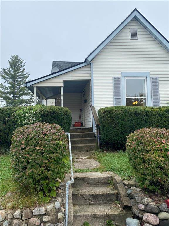 1202 Webster Avenue, New Castle, IN 47362 (MLS #21816472) :: HergGroup Indianapolis