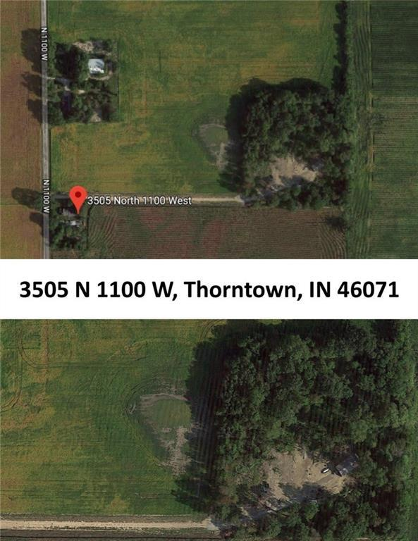 3505 N 1100 W, Thorntown, IN 46071 (MLS #21541043) :: Mike Price Realty Team - RE/MAX Centerstone