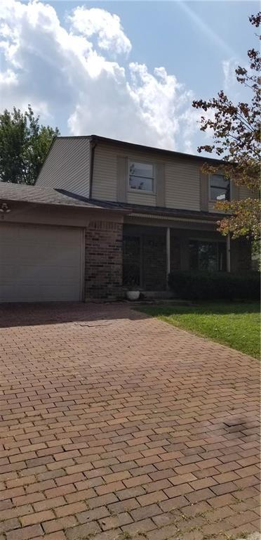 5438 Armstrong Court, Indianapolis, IN 46237 (MLS #21591825) :: The Evelo Team