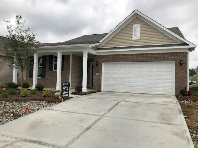 16116 Loire Valley Drive, Fishers, IN 46037 (MLS #21638700) :: AR/haus Group Realty