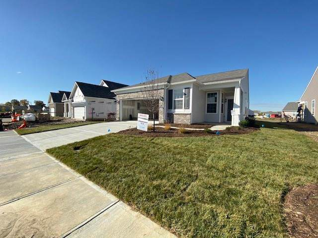 13430 Mosaic Street, Fishers, IN 46037 (MLS #21676372) :: AR/haus Group Realty