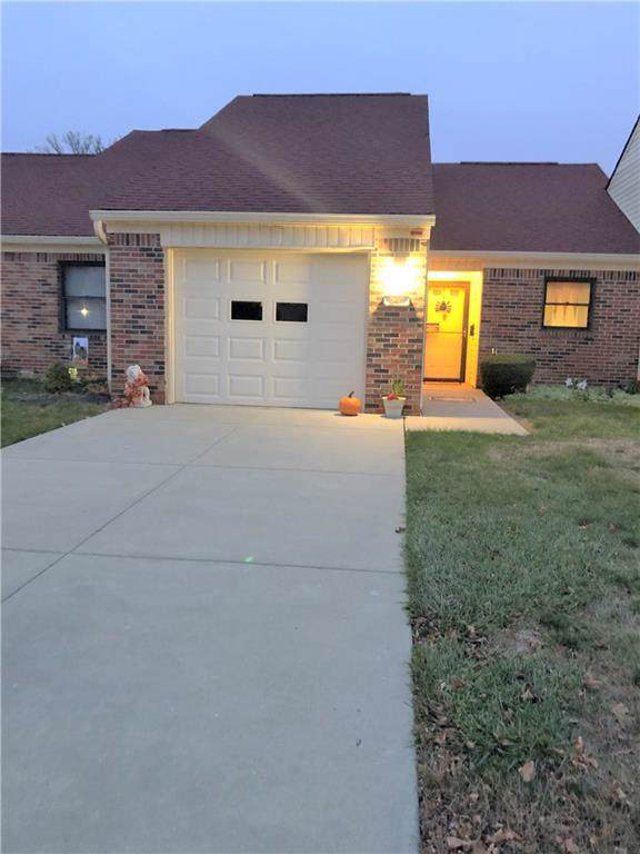 6411 Peace Place, Indianapolis, IN 46268 (MLS #21678909) :: The ORR Home Selling Team