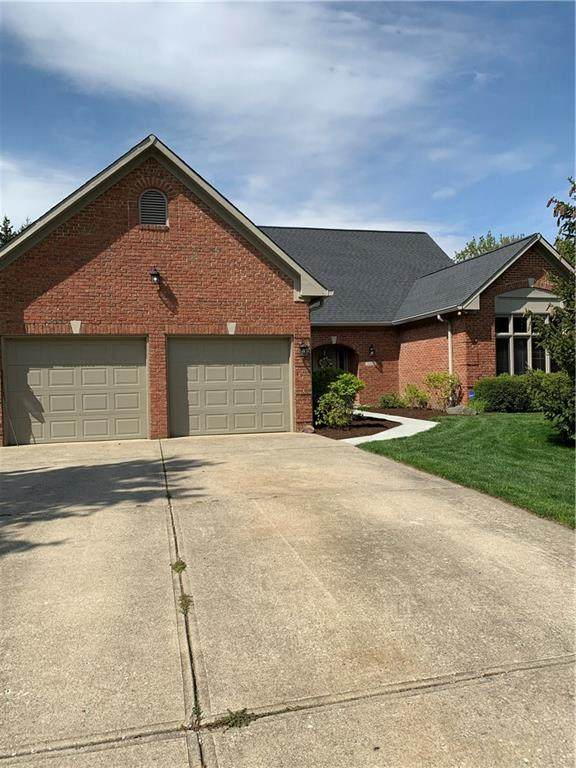 12453 E Bradford Court, Fishers, IN 46037 (MLS #21695786) :: Anthony Robinson & AMR Real Estate Group LLC