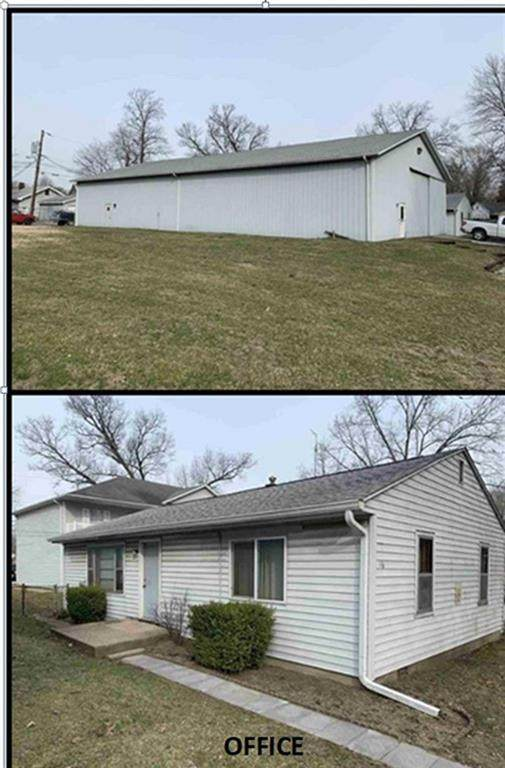 3950 Wabash Avenue, Terre Haute, IN 47803 (MLS #21699440) :: Ferris Property Group
