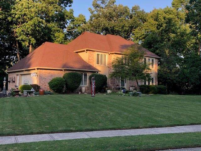 7375 Oakland Hills Court, Indianapolis, IN 46236 (MLS #21702402) :: The Indy Property Source