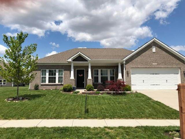 1936 Woodland Parks Drive, Columbus, IN 47201 (MLS #21704296) :: The Indy Property Source