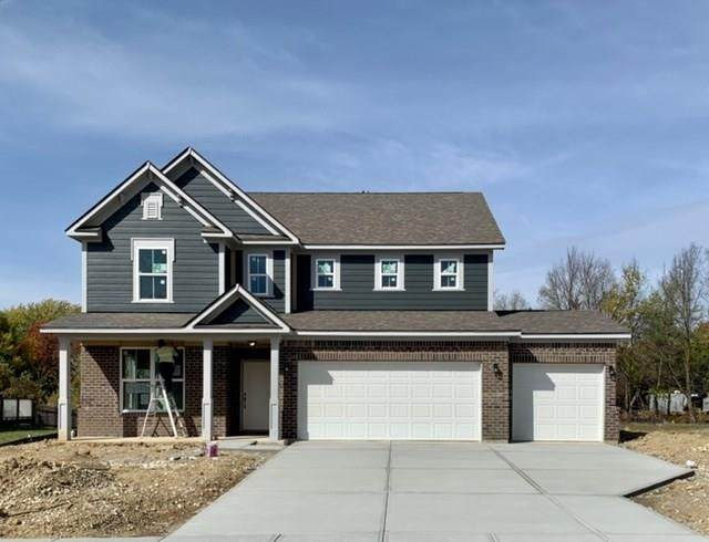 6126 Buck Boulevard, Indianapolis, IN 46237 (MLS #21723734) :: Mike Price Realty Team - RE/MAX Centerstone